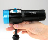 CREE LED Xml U2 2600 Lm Underwater Photographing Flashlight