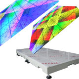LED Acrylic RGB Dance Floor Stage Light