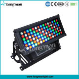 90*5W Rgbaw 5 in 1 DMX Control Outdoor LED Wall Light