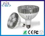 42W Aluminum Osram S5 15/25/45 Degrees LED PAR Light PAR38 with CE RoHS