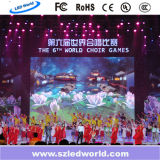 Indoor P4mm HD Rental LED Video Wall Display
