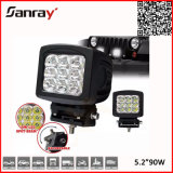 5.2inch IP68 CREE LED 90W Offroad LED Work Light