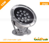 LED Underwater Light/ Swimming Pool Light/ Fountain Light (GP-UL-15W1)