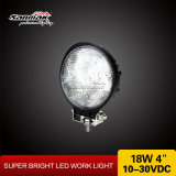 4 Inch Super Magnet 18W LED Work Light Sm6181