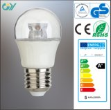 Transparent Cover B45 LED Bulb Light Wide Angle Cool Light