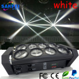Stage LED 8 *10W Moving Head White Beam Effect Lights