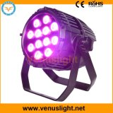 6in1 Rgbawuv LED PAR Stage Light for Outdoor