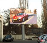 High Brightness 16mm Outdoor Full Color LED Display for Advertising