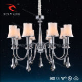 European Style Crystal Chandelier Lamp for Coffee Shop (Mv56187-8)