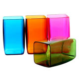 Quality Plastic Colourful Cup (BR-PP-027)