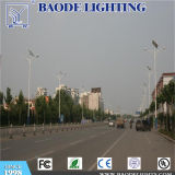 8m 60W Steel Pole LED Solar Street Light