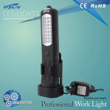 Portable LED Battery Work Light with Plastic Holder (HL-LA0203)