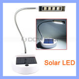 4 LED Light, 0.5W Solar LED Table Lamp