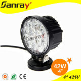 CE, IP67 Certificate 42W LED Auto Offroad Work Light