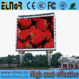 Large Double Column Billboard P10 Outdoor Waterproof LED Display Panel