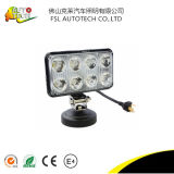 24W Auto Part Spot LED Work Driving Light for Car Vehicles