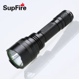 Aluminium Rechargeable 5W CREE LED Flashlight