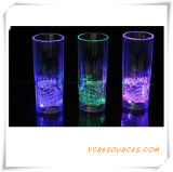 2015 Color Changing Promotional LED Cup Colorful Pub Party Carnival LED Flashing Cups 285ml Colorful LED Flash Cup (DC24005)