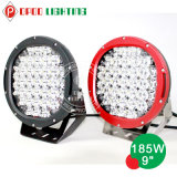 Best Sharp Price 185W 9inch 4X4 LED Driving Lights