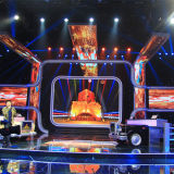 P3 Indoor High Definition Rental LED Screen Display