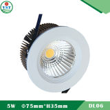 5W Adjustable LED Ceiling Down Light
