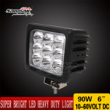 IP68 90W 6inch LED Work Light for Heavy Duty