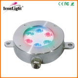 LED Underwater Light for Swimming Pool with Stainless Steel (ICON-C009A)
