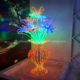 LED Outdoor Decoration 3D Motif Light Long Life