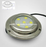 6W IP68 Blue Underwater LED Boat Yacht Light