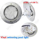 Yellow Color 12W 12V Yellow LED Underwater Fountain Light 1000lm Swimming Pool Pond Fish Tank Aquarium LED Light Lamp IP68 Waterproof