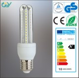 Hot 800lm E27 2u 10W Glass LED Light Bulb