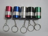 9LED/LED Egg Keychain Flashlight (ETNG-9003)