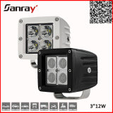 3 Inch 12W CREE LED Work Light for Offroad