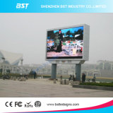Large Outdoor SMD LED Advertising Displays for P10 Cabinets