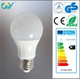 A60 7W 560lm E27 LED Bulb Light (CE RoHS SAA)
