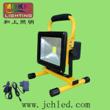 50W LED Emergency Light LED Flood Light with Rechargeable Battery