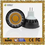 LED COB Spotlight with MR16 GU10 E27