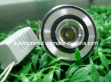 Quality Residential LED Ceiling Light 1X3w