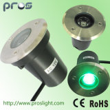 1W High Power Waterproof LED Lawn Light for Parks/Gardens