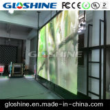 Football Waterproof Indoor HD Lattice Fullcolor Arc LED Display