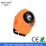Cheap New Arrival AAA Battery Police Security LED Headlamp