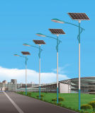 8000hrs Lifespan Energy Saving 100W LED Solar Street Light with Pole System (JS-A20150108100)