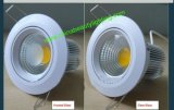 LED Dimmable COB LED Down Light LED Light