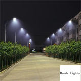 11m 100-120W LED Solar Street Light with Saso Certificate