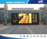 2015 Mrled P10mm Outdoor Advertising LED Display in China DIP346