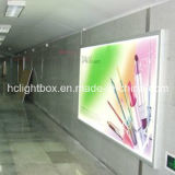 Slim LED Light Box for Outdoor and Super Large Advertising Display