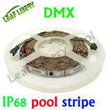 IP68 Waterproof DMX LED Lights, DMX Deck and Garden Light