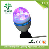 Full Color Rotating 360 Degree Mini LED Light, Stage Light