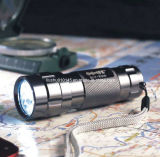 14 LED Aluminum Flashlight (Torch) (12-1H0009)