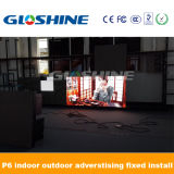 P6 Indoor/Outdoor Advertising Fixed Installation LED Display